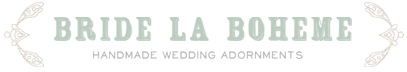Bridal Headpieces | Wedding Accessories | Bride La Boheme