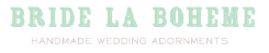 Bridal Headpieces | Wedding Accessories | Bride La Boheme - We  specialize in hair adornments, headpieces, wedding veils, bridal sashes and hair millinery