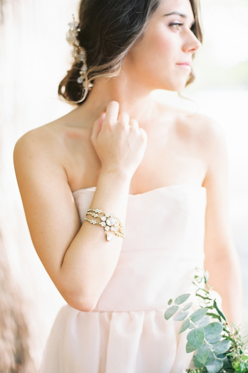 Vintage Bohemian Bridal Jewellry by Bride La Boheme