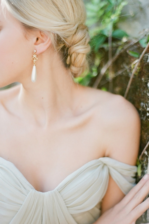 Classic Vintage Inspired Bridal Accessories by Bride La Boheme