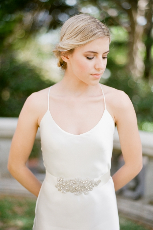 Handcrafted Wedding Belts by Bride La Boheme