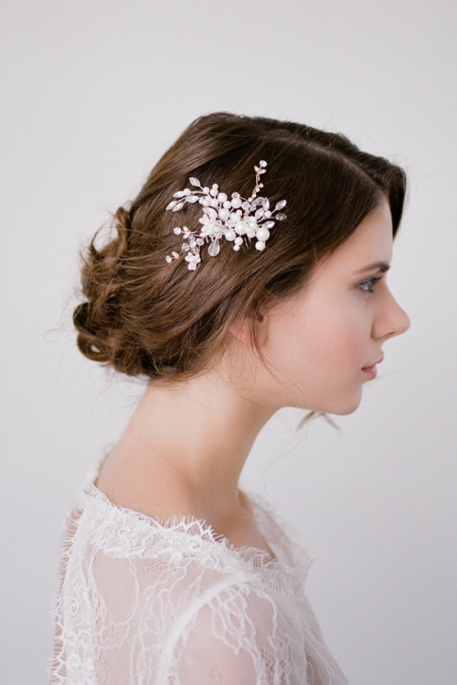 Delicate Wedding Accessories by Bride La Boheme