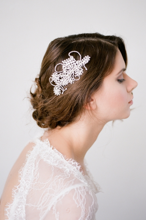 Vintage Inspired Bridal Accessories by Bride La Boheme