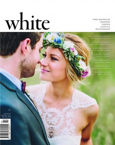 Bride La Boheme Press - White-Cover Issue 21