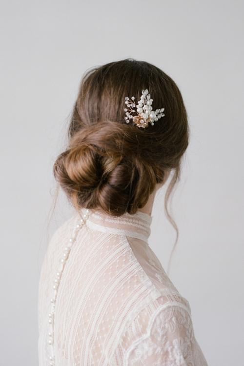 Romantic Vintage Inspired Bridal Accessories by Bride la Boheme