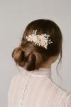 Bridal Head Comb by Bride La Boheme