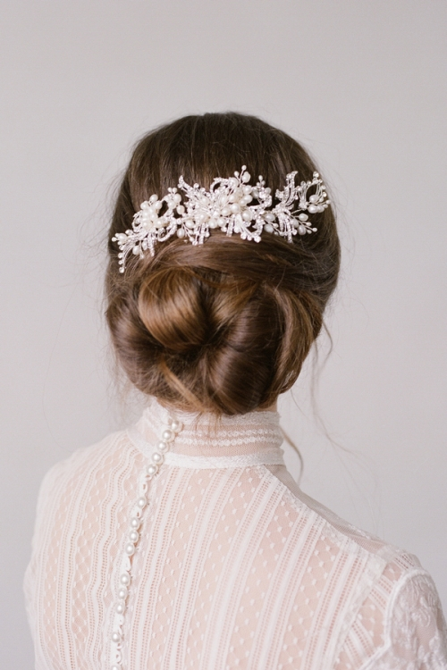 Heirloom Hair Comb by Bride La Boheme