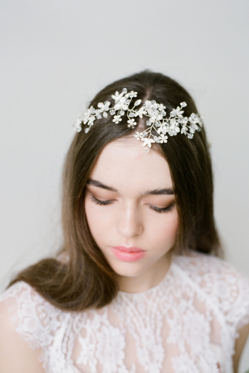Wedding Accessories Vintage Inspired by Bride La Boheme
