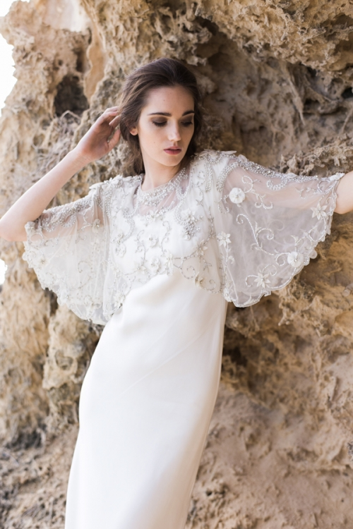 Handcrafted Wedding Attire by Bride la Boheme