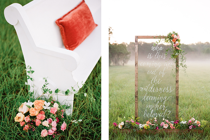 Out of Wildeness -Bridal Styled Shoot featuring Bride La Boheme Wedding Adornments