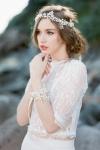 Pearls and Crystals Heirloom Wedding Adornments by Bride La Boheme