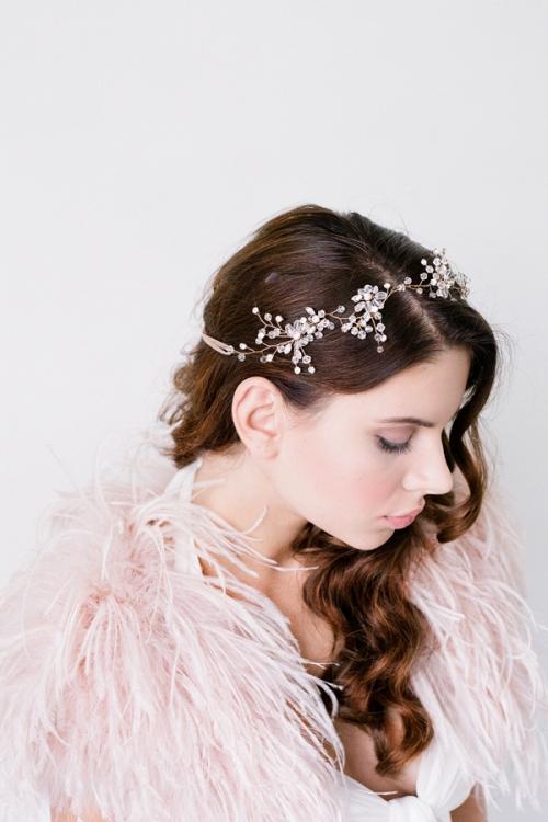 Headpiece by Bride La Boheme