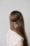 Crystal Headpiece by Bride La Boheme