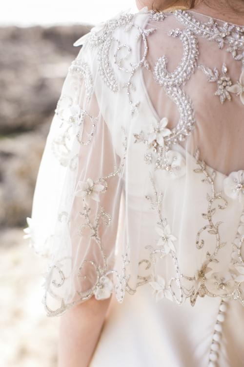 Handcrafted Wedding Attire by Bride la Boheme