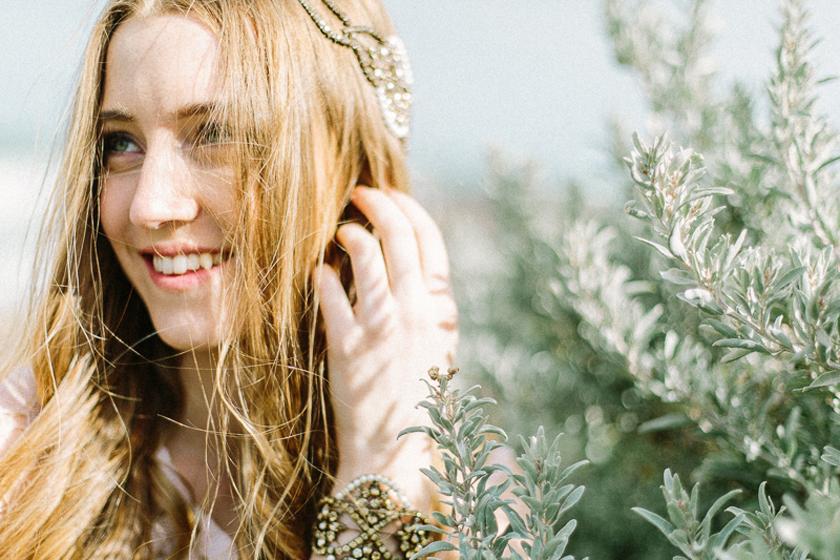 Amber Dreams -Australian Bridal Styled Shoot featuring Bride La Boheme Accessories