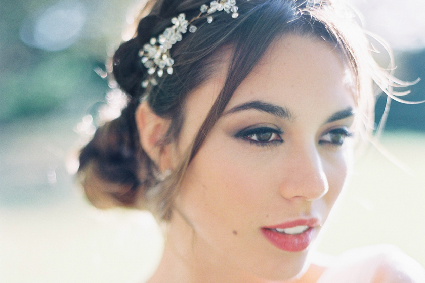 Novella- Bridal Styled Photo Shoot featuring Australian Bride La Boheme wedding adornments